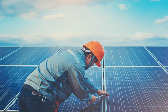 太陽光パネル工事